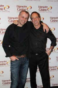 James Buddy Rogers and Tom Lavin - Edgewater Casino