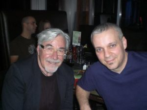 Jim Byrnes and James Buddy Rogers